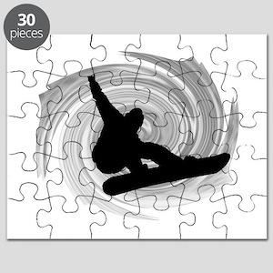 SNOWBOARD Puzzle