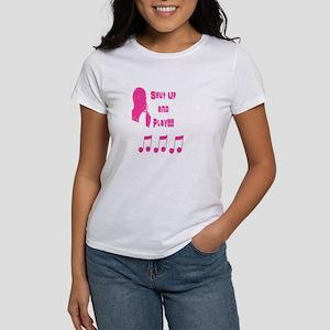 Shut Up Pink T-Shirt