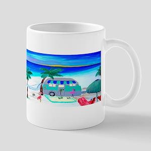 Air stream camper mugs Mugs