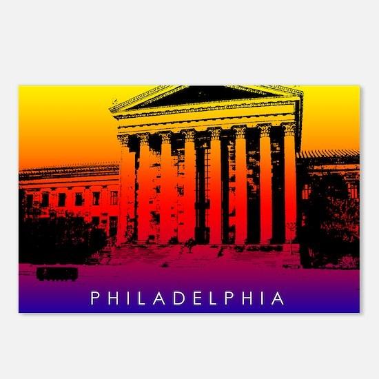 Philadelphia Museum of Art Abstact Blend