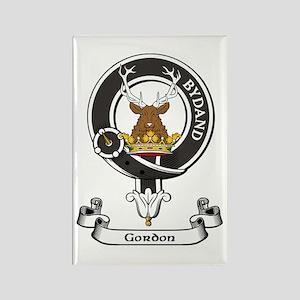 Badge - Gordon Rectangle Magnet