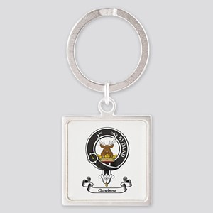 Badge - Gordon Square Keychain