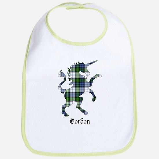 Unicorn-Gordon dress Bib