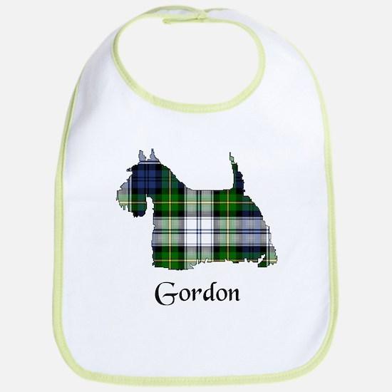 Terrier-Gordon dress Bib
