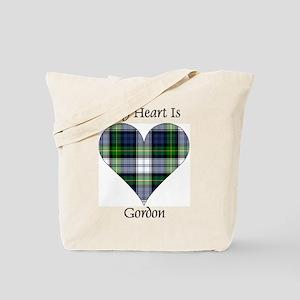 Heart-Gordon dress Tote Bag