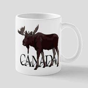 Canada Moose Souvenirs Mugs