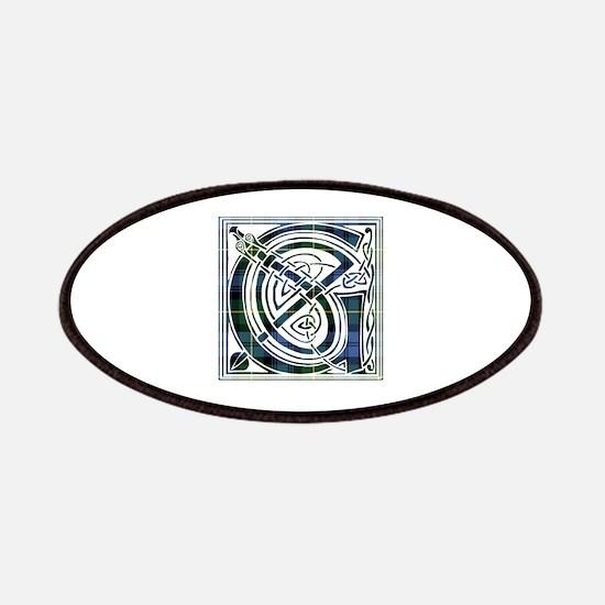 Monogram - Gordon Patches