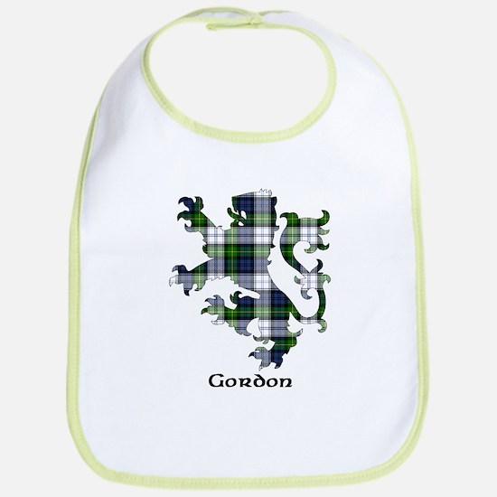 Lion-Gordon dress Bib