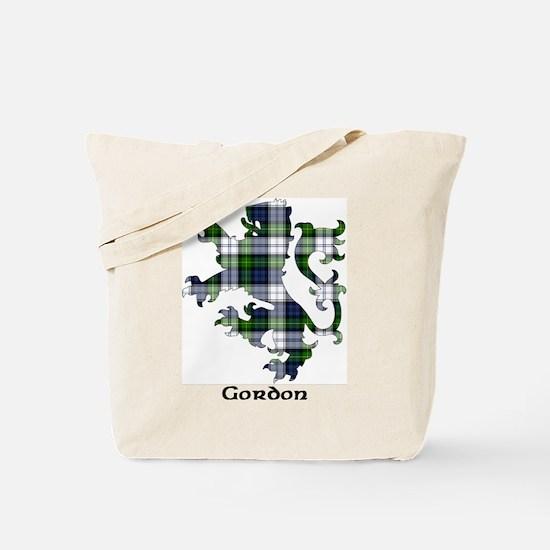 Lion-Gordon dress Tote Bag