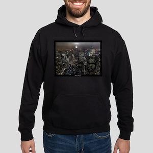New York Souvenirs Empire State NYC Hoodie (dark)