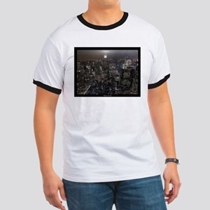 New York Souvenirs Empire State NYC Skylin T-Shirt