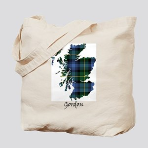 Map - Gordon Tote Bag