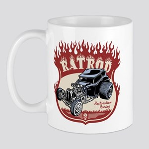 Rat Rod 1 Mug