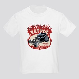 Rat Rod 1 Kids Light T-Shirt