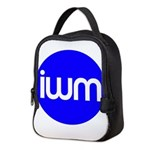 Inkworm Media Neoprene Lunch Bag