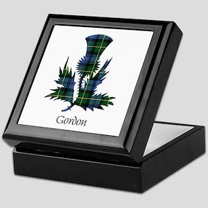 Thistle - Gordon Keepsake Box