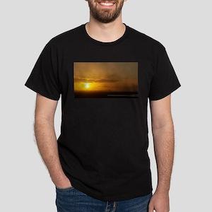 Sunrise over Honolulu T-Shirt