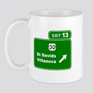 Exit 13 Mug