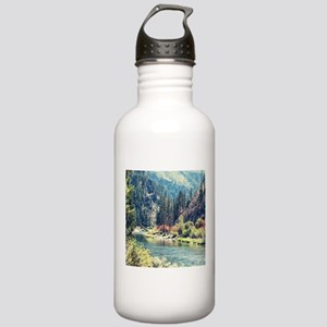 Mountain River Stainless Water Bottle 1.0L