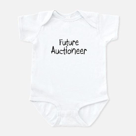 Future Auctioneer Infant Bodysuit