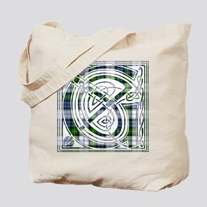Monogram-Gordon dress Tote Bag