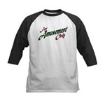 For Amusement Only Kids Baseball Jersey