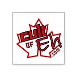 Cult Of Eh Logo Sticker