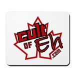 Cult Of Eh Logo Mousepad