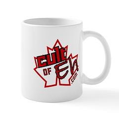 Cult Of Eh Logo Mugs
