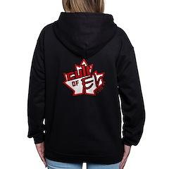 Cult Of Eh Logo Women's Zip Hoodie