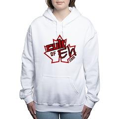 Cult Of Eh Logo Women's Hooded Sweatshirt