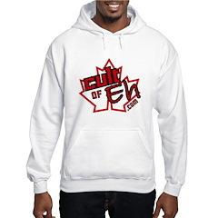 Cult Of Eh Logo Hoodie Hooded Sweatshirt