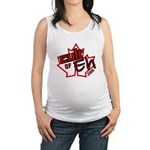 Cult Of Eh Logo Maternity Tank Top