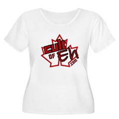 Cult Of Eh Logo Plus Size T-Shirt