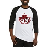 Cult Of Eh Logo Baseball Jersey