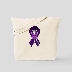 Fibromyalgia Spoonie Tote Bag