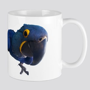 Blu the Hyacinth Macaw Mug