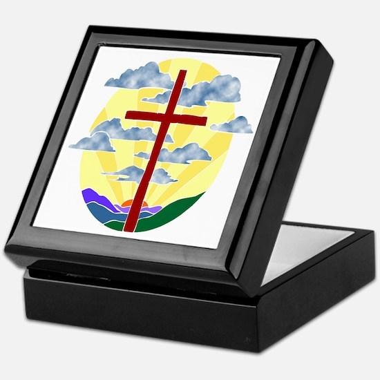 Jesus Rocks Keepsake Box