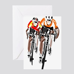 Tour de France Greeting Cards