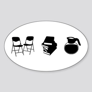 Makes a Meeting (Chairs, Literature, and Coffee) S