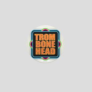 Trombonehead Mini Button
