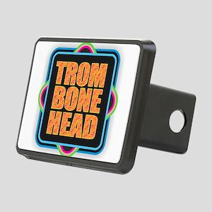 Trombonehead Rectangular Hitch Cover