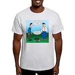 Dutch Oven Cooking Light T-Shirt