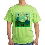 Dutch Oven Cooking Green T-Shirt
