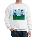 Dutch Oven Cooking Sweatshirt