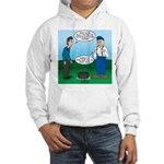 Dutch Oven Cooking Hooded Sweatshirt
