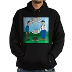 Dutch Oven Cooking Hoodie (dark)