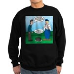 Dutch Oven Cooking Sweatshirt (dark)