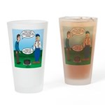 Dutch Oven Cooking Drinking Glass