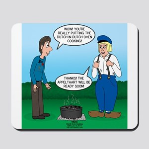 Dutch Oven Cooking Mousepad
